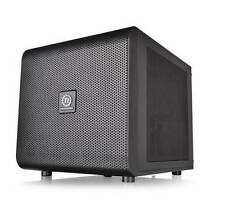 Thermaltake Core V21 CA-1D5-00S1WN-00 No Power Supply MicroATX Cube Case (Black)