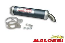 Silencieux d'échappement MALOSSI MBK Nitro Booster YAMAHA Aerox cartouche NEUF