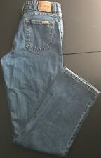 Levi's Womens Stretch Mid Rise Straight Leg Jeans Size Misses 10 short(UBWMRL)