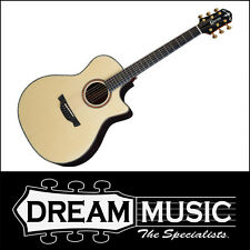 Crafter GLXE-6000/RS Grand Auditorium Nat Gloss Electro Acoustic RRP$2499