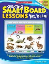 Creating Smart Board Lessons -Yes You Can!: Step-by-Step Directions DVD included