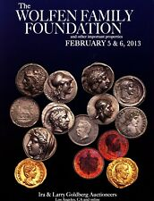 World and Ancient Coins.The Wolfen Family Foundation and other properties.2013.