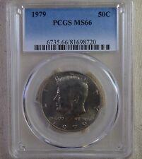 1979 Kennedy Half Dollar - PCGS MS 66 - Gem Coin!!