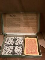 Vintage Game - Tut = Tut Or A Run In A Motor Car - Rare Complete Circa 1930s
