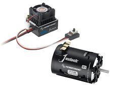 Hobbywing (38020241) XR10 Justock Sensored Brushless ESC/SD G2.1 Motor Combo (17