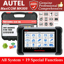 Autel MK808 Automotive OBD2 Scanner Full-System Diagnostic Tool TPMS Oil Reset