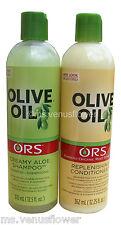 Organico radice fattore stimolante dell' olio d'oliva Shampoo & Balsamo