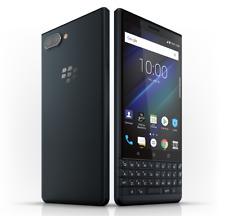 Open Box BlackBerry KEY2 LE BBE100-5   64 GB - Slate Gray- GSM Unlocked
