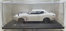 1/43 Norev 1973 NISSAN BLUEBIRD U 2000GT WHITE diecast car model NEW