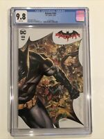 Batman #100 CGC 9.8 James Tynion IV JORGE JIMENEZ Guillem March