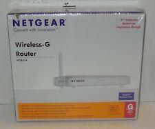 Netgear WGR614 54 Mbps 4-Port 10/100 Wireless G Router (WGR614NA)