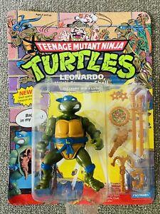 Vintage TMNT Teenage Mutant Ninja Turtles Storage Shell Leonardo MOC Sealed