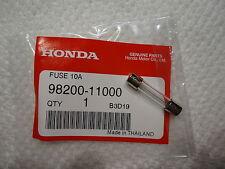 HONDA 10 AMP FUSE PA50 NQ50 NC50 NH80 GENUINE OEM