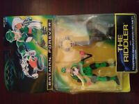 Kenner Batman Forever: The Riddler With Capture Brain Drain Helmet Action Figure