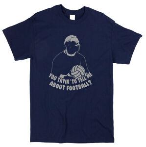 KES Inspired Football T-shirt - Retro Classic 60s Yorkshire British Film Movie