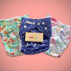 Maboj Reusable Pocket Nappies