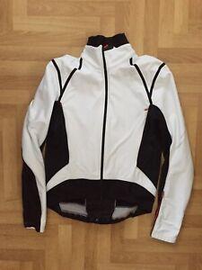 Gore Bike wear Men's Windstopper Softshell Cycling Jacket Large