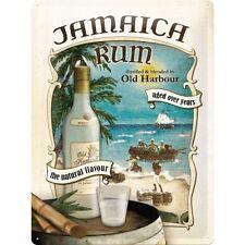 Nostalgie Blechschild - Jamaica Rum - Blechschilder