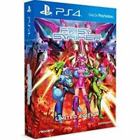 PS4 ASIA FAST STRIKER [LIMITED EDITION] ENGLISH REGION FREE NEW SEALED