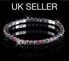 Bracelet Women's Jewellery Multicoloured Stones Stretch