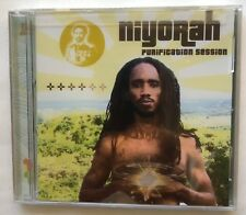 Niyorah 'Purification Session' CD I Grade Records (2006) Roots Reggae NEW - Rare