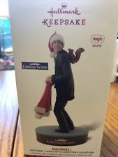 New ListingChristmas Vacation 2014 Hallmark Squirrel! Clark Griswold Ornament