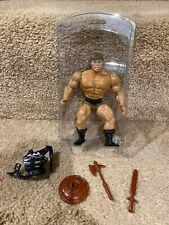 Wonder Bread He-Man in Great Shape! - MOTU - Savage He Man Vintage 1981 - RARE