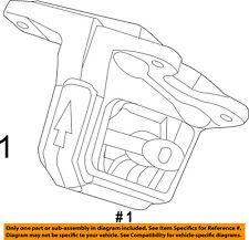 CHRYSLER OEM-Engine Motor Mount Torque Strut 52122710AA