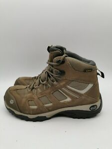 Women's Jack Wolfskin Trekking Walking Shoes Size UK5 EU38