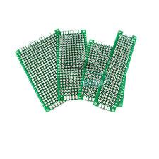 20PCS Prototype PCB Double Side Tinned breadBoard 5x7 4x6 3x7 2x8CM Each 5Pcs