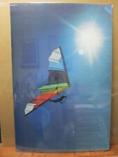 Vintage 1980's hang Gliding glider recreational  Inv#G2685