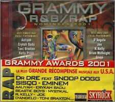 CD NEUF -  Compilation  GRAMMY R&B / RAP  - CD Neuf - 17 titres