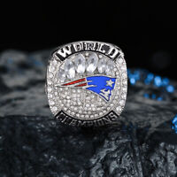 Men's Sport Ring 2018 NEW ENGLAND PATRIOTS Championship Ring Sport Fans Gift