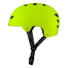 O'Neal Dirt Lid Fidlock ProFit Helm MATT NEON Gelb BMX MTB Skate Fahrrad Magnet