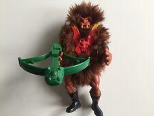 HE-MAN 1983 GRIZZLOR figure FRANCE MOTU mattel