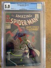 Amazing Spider-man 44 CGC 5.0