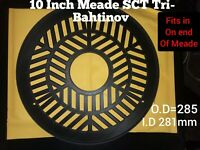 """TRI-BAHTINOV Focus Mask for Meade 10-Inch SCT , 10"""" Meades"""