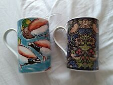 DUNOON two collectable mugs.