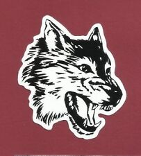 "Sticker Aufkleber Glanz-Optik ""Wolf"" Stickerbomb, Laptop, Car-Styling, ..."