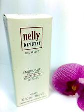 Nelly De Vuyst Exfoliating Gel Mask 15ml/ 0.5oz Travel Brand New * Sale