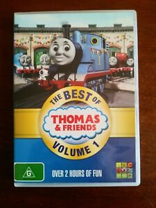 The Best of thomas & Friends Vol 1 DVD