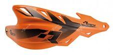 Coppia Paramani Rtech Raptor Arancio KTM EXC Universal Enduro Motard Handguards