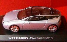 CITROEN C-AIRDREAM GRISE CONCEPT CAR 1/43 NOREV ALTAYA DIE CAST MODEL GREY