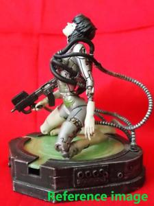 """SEALED! Ghost in the shell MOTOKO KUSANAGI PVC Figure 6"""" 15cm McFARLANE UK DSP"""