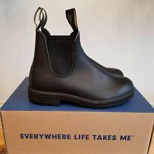Blundstone 510 Waterproof Chelsea Boots the original in black leather for women