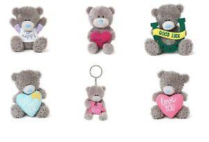 ME TO YOU SMALL TATTY TEDDY BEARS - KEYRINGS - BAG CHARMS - VARIOUS DESIGNS