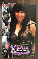 XENA YEAR ONE #1 -- American Entertainment Exclusive -- NM- Or Better