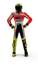 1:12 Minichamps - Valentino Rossi Figurine - 2011 Ducati Launch NEW IN BOX