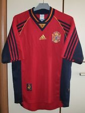 Spain 1998 - 1999 Home football shirt jersey camiseta adidas