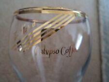 Tia Maria Calypso Coffee Glass Vintage